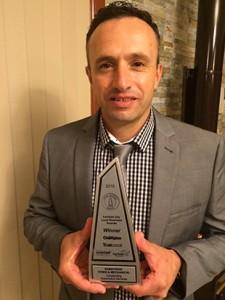 - 2015 Business Award Winner